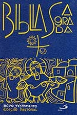 Biblia Sagrada - Novo Testamento Edição Pastoral.