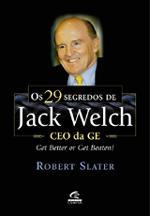 29 Segredos De Jack Welch Ceo Da Ge, Os