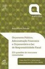 Orcamento Publico Administracao Financeira e Orcamentaria e Lei De
