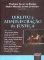 DIREITO E ADMINISTRACAO DA JUSTICA