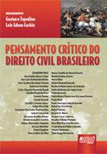 Pensamento Crítico do Direito Civil Brasileiro