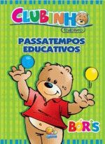 Passatempos Educativos - Colecão Clubinho Todolivro