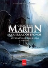 A Guerra dos Tronos - as Crônicas de Gelo e Fogo Vol. 1