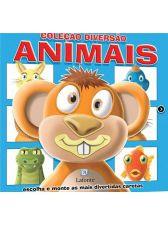 Col. Diversao - Animais - 1ª Ed. 2012