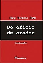 DO OFICIO DE ORADOR (2ªED)