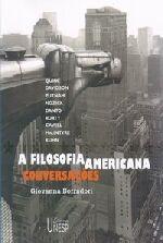 A filosofia americana: Conversações