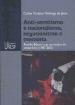 ANTI-SEMITISMO E NACION.,NEG.E ...