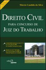 Direito Civil para Concurso de Juiz do Trabalho