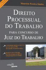 Direito Processual do Trabalho Para Concurso de Juiz do Trabalho