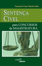 Sentenca Civel para Concurso da Magistratura