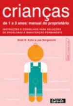 Crianças de 1 a 3 Anos: Manual do Proprietário