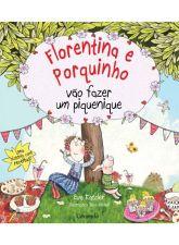 Florentina e Porquinho vão fazer um piquenique