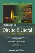 PRELECOES DE DIREITO ELEITORAL - TOMO II