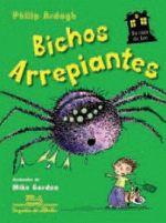 Bichos Arrepiantes ( Col. na Casa do Leo) - Livro