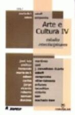 Arte e cultura IV: estudos interdisciplinares