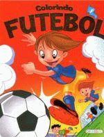 Colorindo Futebol - Vol. 1