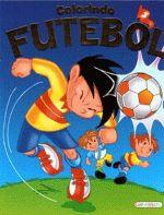 Colorindo Futebol - Vol. 3