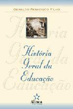História Geral da Educação