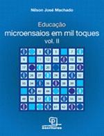 Educação Microensaios Em Mil Toques Vol 2