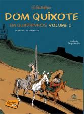 Dom Quixote em Quadrinhos - Vol.2