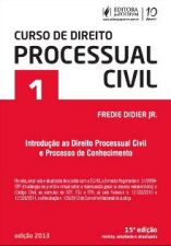 Curso de Direito Processual Civil - 1