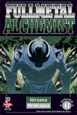 Fullmetal Alchemist Vol. 41