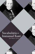 Vocabulario de Immanuel Kant