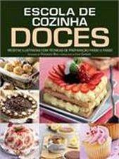 Escola de Cozinha Doces - Receitas Ilustradas