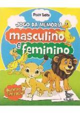 MASCULINO E FEMININO JOGO DA MEMORIA