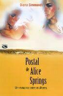 POSTAL DE ALICE SPRINGS