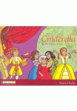 Theatrical Readers 3: Cinderella - Book Mais Audio CD